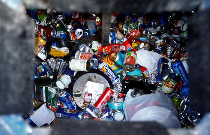 Москвичей обещали не наказывать за нарушения при раздельном сборе мусора