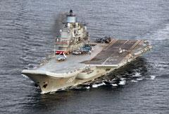 """ОСК опровергла ущерб от пожара на """"Адмирале Кузнецове"""", равный его стоимости"""