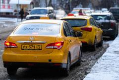 """Агрегаторы такси предупредили о риске ухода водителей в """"серую"""" зону из-за законопроекта Турчака"""