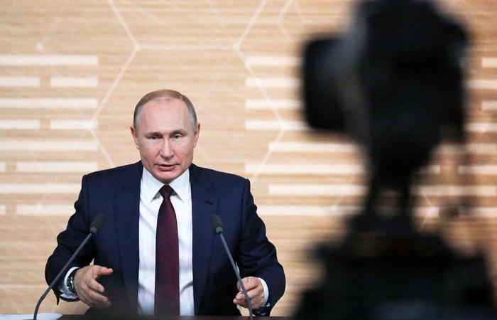 Путин назвал самые тяжелые для него события за время президентства