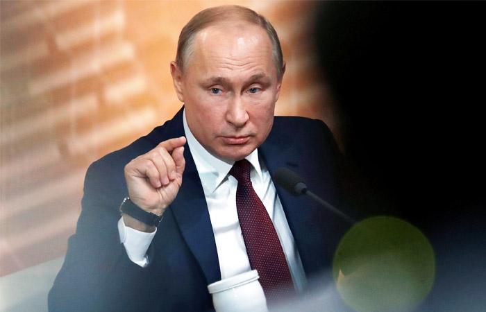 """Путин разъяснил свою позицию по оговорке """"подряд"""" относительно сроков правления"""