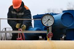 """""""Газпром"""" и """"Нафтогаз"""" подпишут договор по транзиту газа на пять лет"""