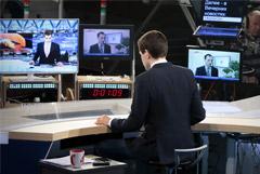 Выпуски новостей по телевидению оказались интересны 70% россиян