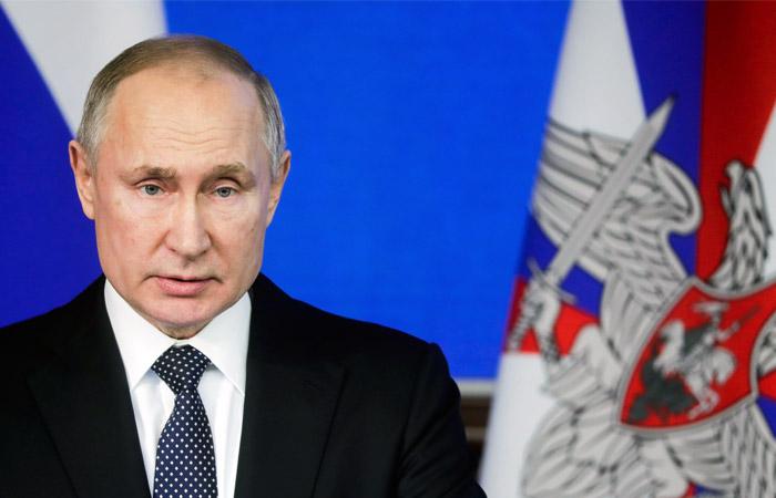 """Путин заявил, что работа над """"супероружием"""" идет по плану"""