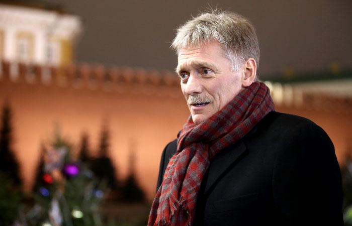 В Кремле сочли уместными траты Москвы на новогодние украшения