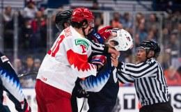 Россия проиграла США на молодежном ЧМ по хоккею