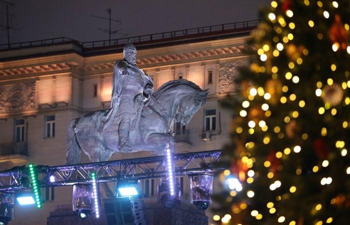 Метель и гололедица ожидаются в Москве в понедельник