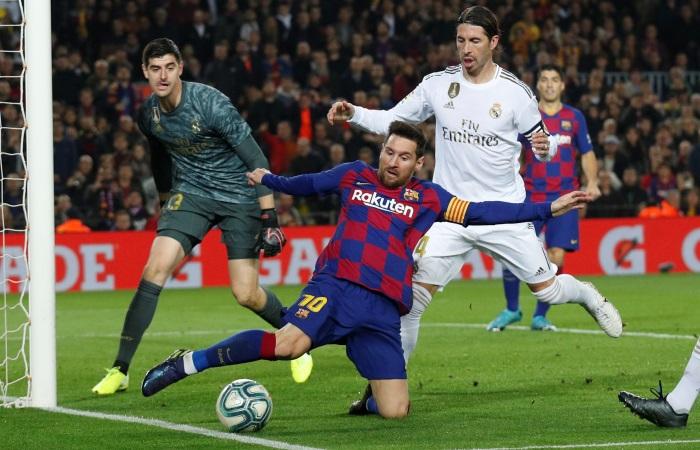 Футбольная команда реал испания