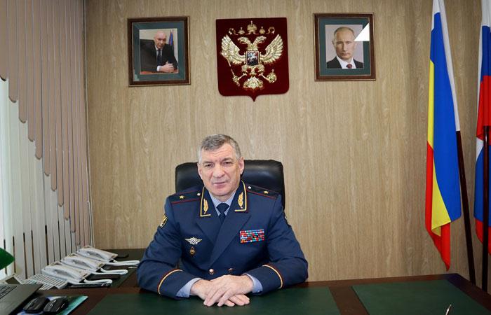 Начальника ростовского главка ФСИН задержали по подозрению в разглашении гостайны