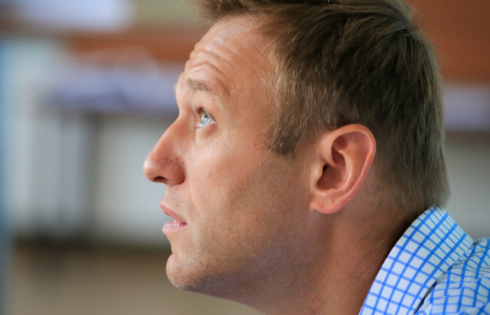 """Врачи диагностировали у Навального """"крапивницу"""""""