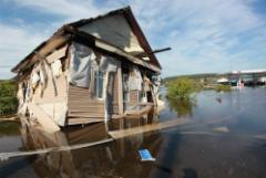 Более тысячи человек эвакуированы из-за нового паводка в Иркутской области