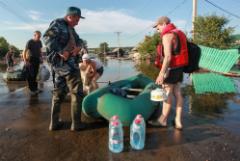 Мэр Тулуна призвал горожан быть готовыми к эвакуации из-за роста уровня реки