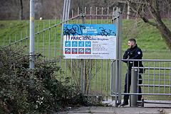 Во Франции человек с ножом напал на прохожих в парке