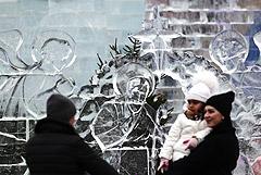 Движение в центре Москвы ограничат на время рождественских служб