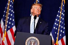 Трамп пригрозил нанести удары по 52 объектам Ирана при атаках на американцев
