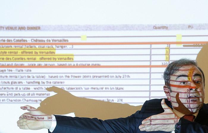 Карлос Гон обвинил руководство Nissan в сговоре