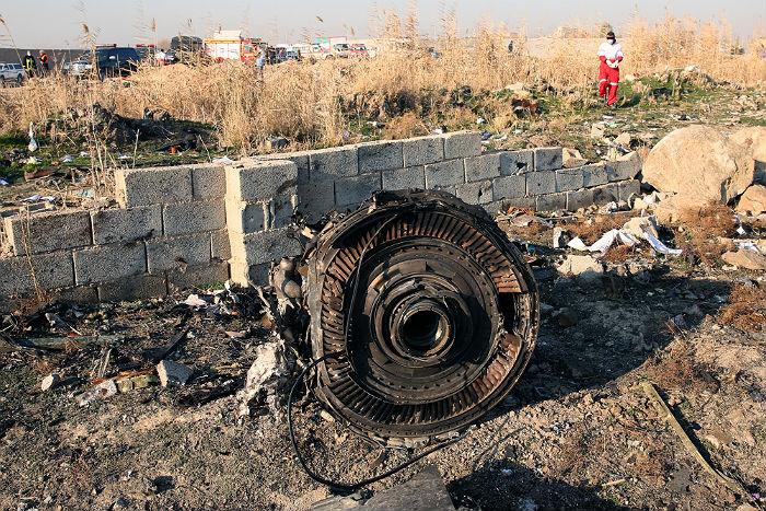Посольство Украины в Иране отказалось назвать предварительные версии авиакатастрофы
