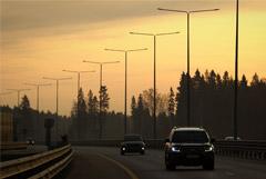 Правительство установило размер штрафа за неоплаченный проезд по платной дороге