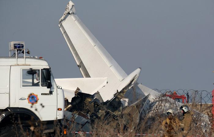 Обледенение самолета назвали основной версией авиакатастрофы в Казахстане