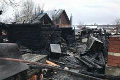 Пожарные предварительно исключили поджог дома, из которого изъяли девушку с ДЦП