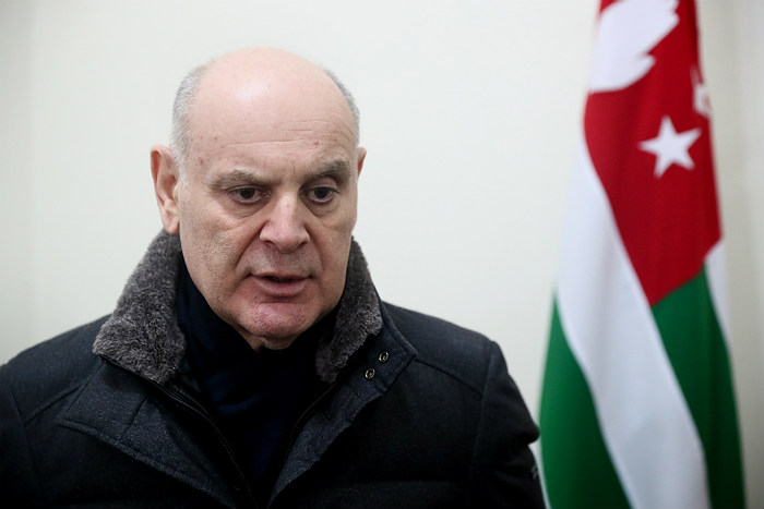 Депутат парламента Абхазии Аслан Бжания