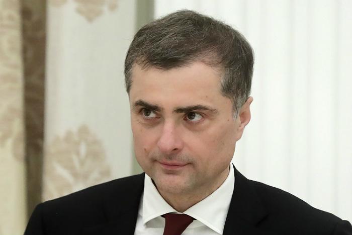 Владислав Сурков приехал в Абхазию