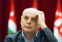 Лидер абхазской оппозиции Бжания собрался баллотироваться в президенты