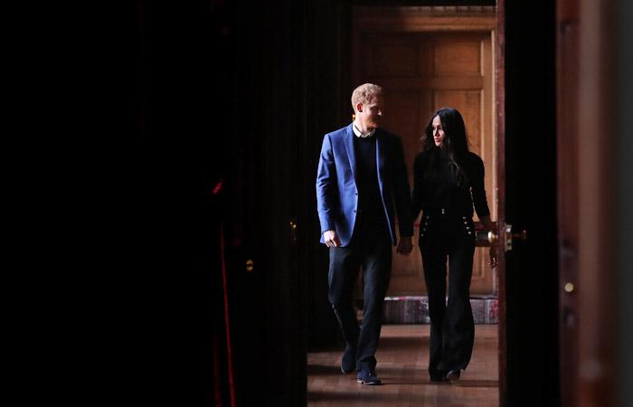 Букингемский дворец опубликовал заявление по поводу будущего принца Гарри