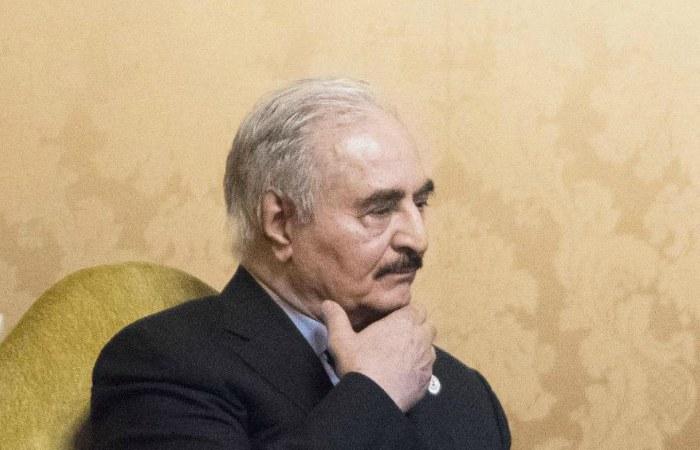 Хафтар покинул Москву, не подписав соглашение о перемирии с ПНС