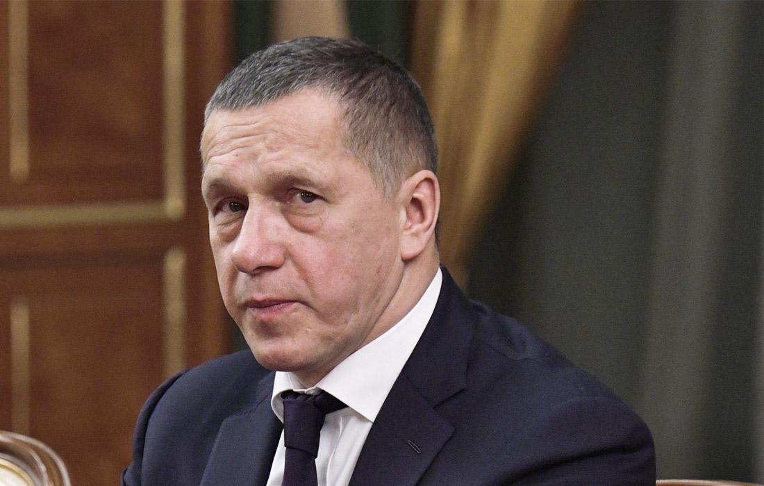 Вице-премьер РФ - полномочный представитель президента в Дальневосточном федеральном округе Юрий Трутнев