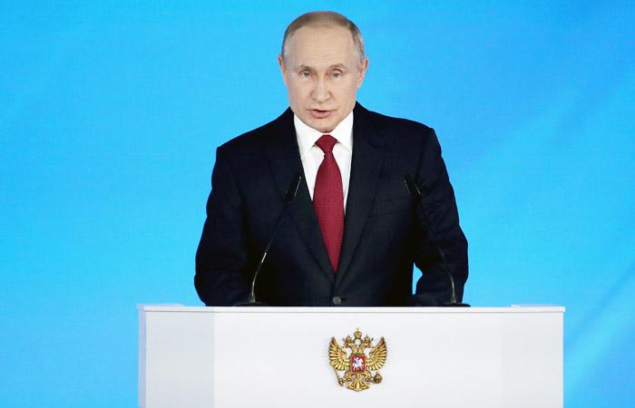 Путин предложил ввести ежемесячные выплаты бедным на детей от трех до семи лет