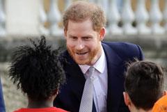 Принц Гарри впервые после Megxit принял участие в официальном мероприятии