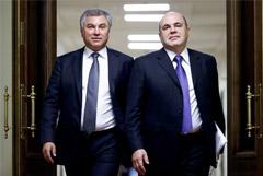 Кандидат в премьеры Мишустин пообещал изменения в составе правительства