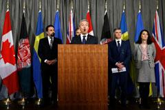 """Пять стран потребовали от Тегерана компенсаций за сбитый """"Боинг"""""""