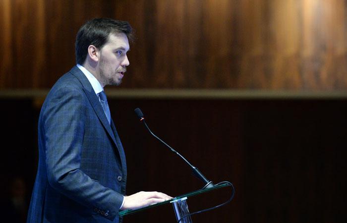 Премьер Украины написал заявление об отставке