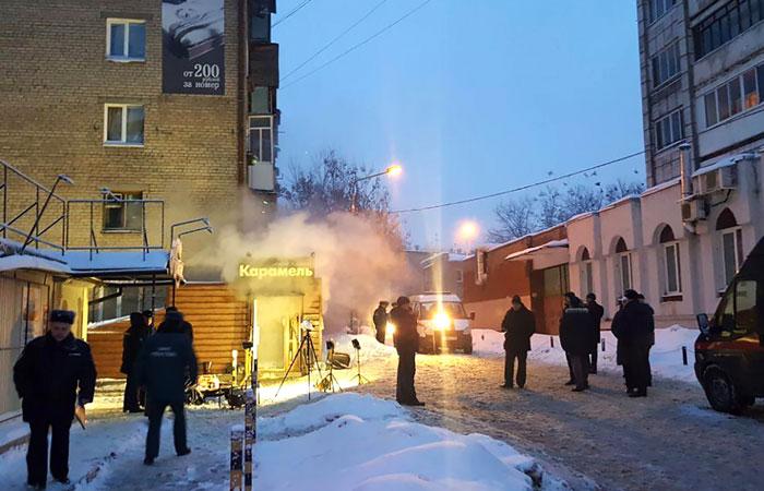 Возбуждено уголовное дело после гибели пяти человек в мини-отеле, затопленном кипятком