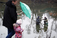 Отсутствие снега в России обеспокоило экспертов центра Агроаналитики
