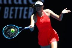 Шарапова проиграла в первом круге Australian Open