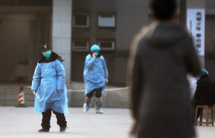 """Институт в США начал разработку вакцины против """"уханьской"""" пневмонии"""