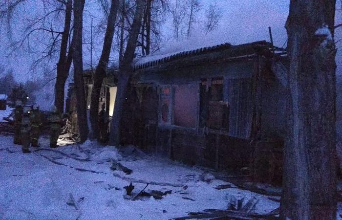 До 11 увеличилось число жертв при пожаре в Томской области