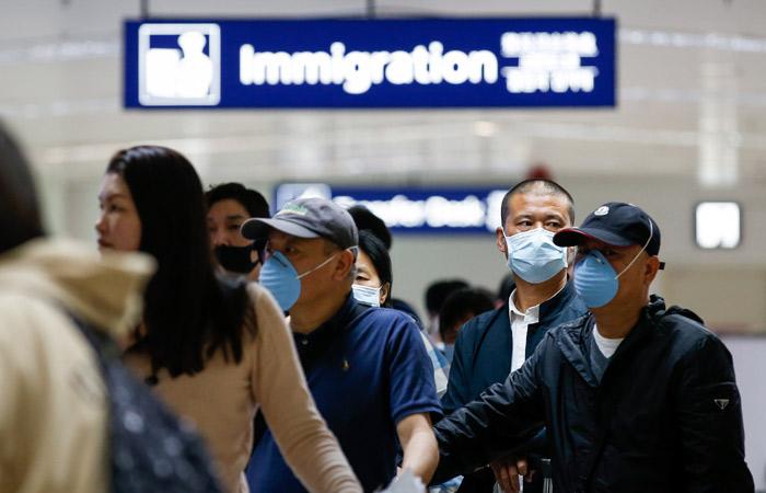 Из-за нового коронавируса на всех въездах в РФ усилен контроль