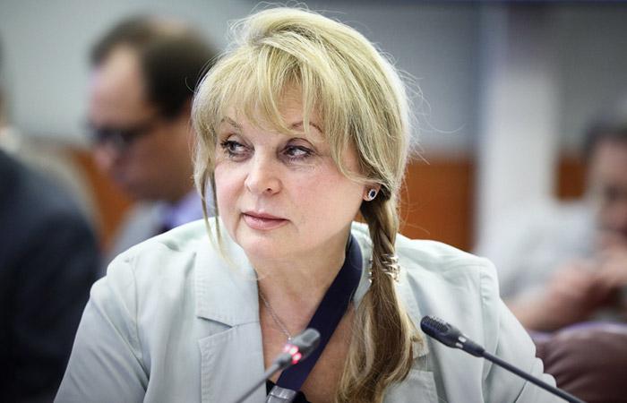 Памфилова предложила специальный термин для голосования по поправкам в Конституцию