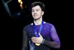 Россиянин Алиев стал чемпионом Европы по фигурному катанию