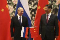 Китай поддержал идею Путина о саммите постоянных членов СБ ООН