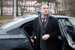 Мединский и Орешкин назначены помощниками президента РФ