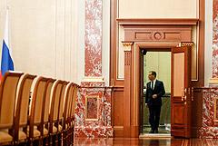Песков заявил, что кабмин сам решил уйти в отставку на фоне высказанных Путиным оценок