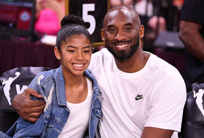 Вместе с баскетболистом Коби Брайантом погибла его 13-летняя дочь
