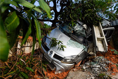 Проливные дожди на юго-востоке Бразилии унесли жизни 47 человек