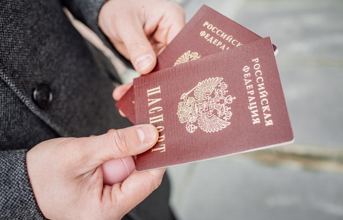 Более 220 тысяч жителей Донбасса получили гражданство России в 2019 году
