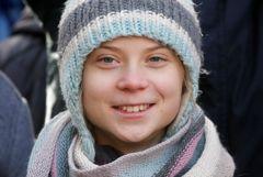 Грета Тунберг подала заявку на регистрацию своего имени как товарного знака